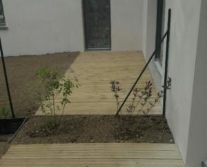 Terrasse bois Anse